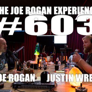 #603 - Justin Wren