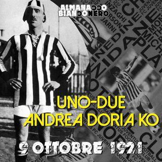9 ottobre 1921 - Uno-due Andrea Doria ko