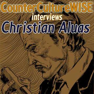 Artist, author, film maker Christian Aluas