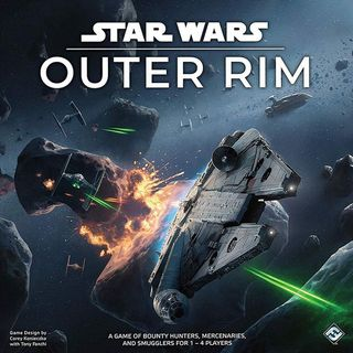 Episode 12:  Scum & Villainy in the Outer Rim