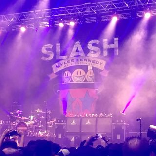 Slash en Colombia 2019