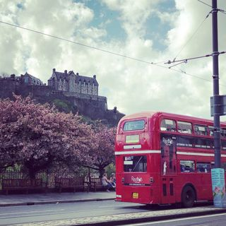Ballare a Edimburgo