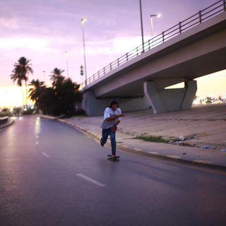 Una foto panoramica dalla Libia - Intervista a Lorenzo Marinone