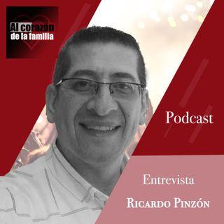 Entrevista Ricardo Pinzón
