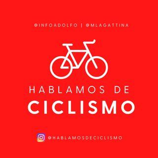 Hablamos de Ciclismo Episodio 50 EN VIVO