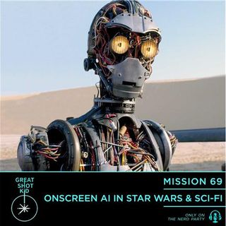 Onscreen AI In Star Wars & Sci-Fi