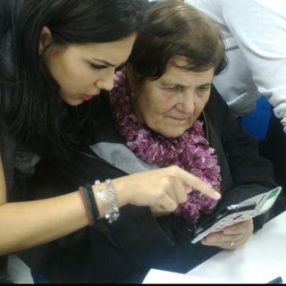 #NonninRete con l'entusiasmo di Teresa, tutor del liceo di Cagliari