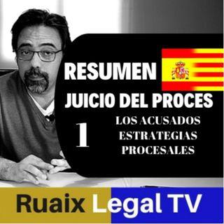 Resumen 1 Analisis Juicio Proces 1-O | Independencia | Cataluña | Noticias | Directo Tribunal Supremo