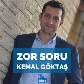 Kemal Göktaş - Zor Soru: Emre Eren Korkmaz ile korona sonrası yeni totaliter toplum inşası