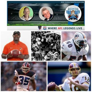 NFL Legends Share Their Insights on the Combine, the Draft, & Playing Careers