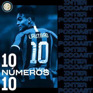 10 Números 10 - Lautaro Martínez