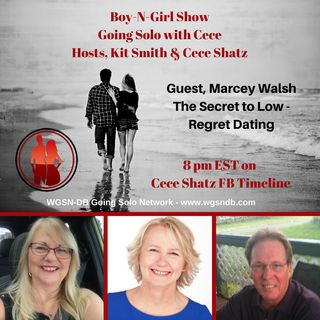 Guest, Marcey Walsh - The Secret to Low Regret Dating