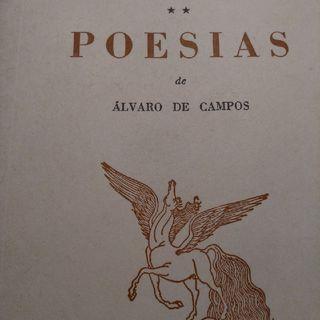 """Magnificat"" em ""Poesias"" - Álvaro de Campos"
