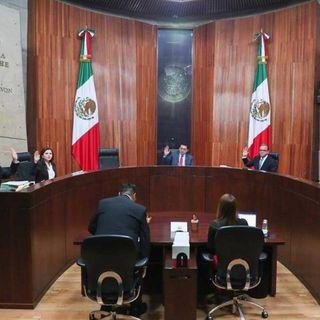 TEPJF rechaza pronunciarse sobre Ley Bonilla