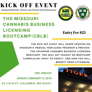 The Missouri Cannabis Business Licensing Bootcamp