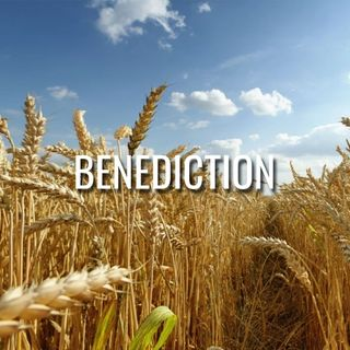 Benediction - Morning Manna #3085