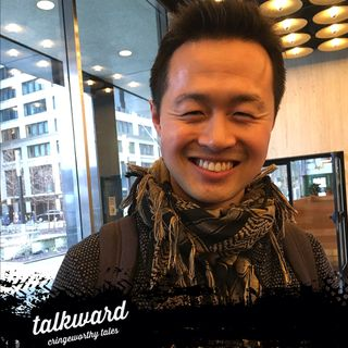 #32 Talkward w/ guest Irving Ruan