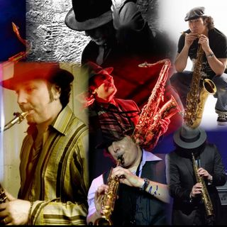 """Boney James """"Smooth Jazz"""" Back-Tracking Mix"""
