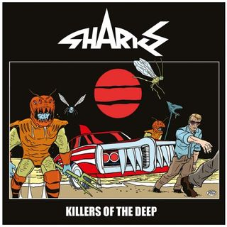 The Rock Show Sharks - Killers Of The Deep Album Special 28th September 2018