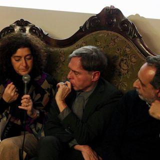Roberto Paci Dalò presenta Ombre con Cristina Ambrosini e Emilio Varrà