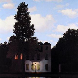 Renè Magritte, L'impero della luce