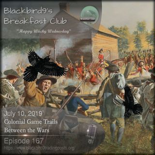 Colonial Game Trails Between The Wars - Blackbird9 Podcast
