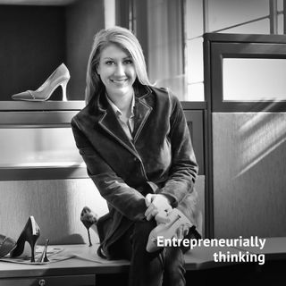 ETHINKSTL 137: Claire Flowers | Durable, Comfortable, Stylish Shoes for Professional Women