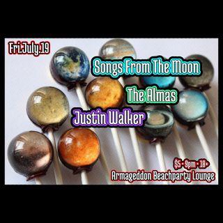Songs From The Moon @ Armageddon Beach Party -Detroit MI 7/19/19