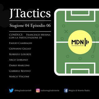 J-TACTICS - I cento passi (S04 E06)