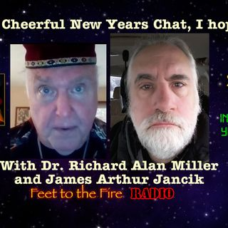 F2F Radio - New Years Chat w/Dr. Richard Alan Miller LIVE