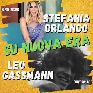 #NUOVAERA con Stefania Orlando e Leo Gassmann