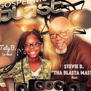 Stevie B's Acappella Gospel Music Blast - (Episode 55)