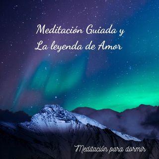 32. Meditación guiada y una historia de Amor con cielo estrellado en una noche de verano