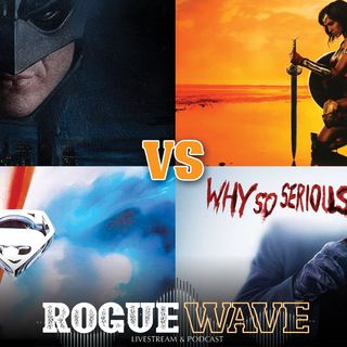 Ep 04: Marvel Phase 4 Delayed, March Movie Madness: DC Films Final Four