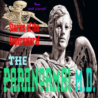 The Paranormal MD | Interview with Mary Marshall | Podcast