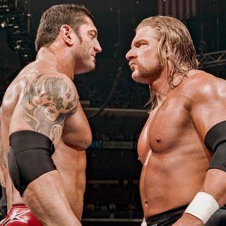 WWE Rivalries: Batista vs HHH
