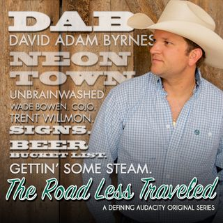 David Adam Byrnes: Gettin' some steam