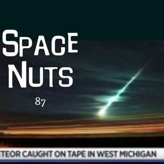 87: The Michigan Incident - Space Nuts with Dr. Fred Watson & Andrew Dunkley