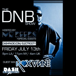 the DNB show S02E05 (guest mix Roxanne)