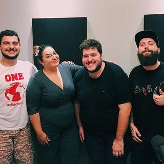 EP84 - Gordofobia Não é Mimimi (com Débora e Felipe)