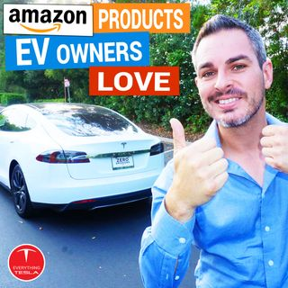 5 Amazon Products Electric Car Owners LOVE