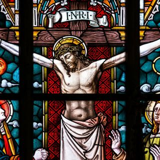J for Jesus