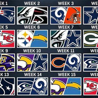 NFL Division Predictions 2019 Part 3
