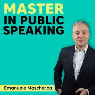Come gestire la paura di parlare in pubblico