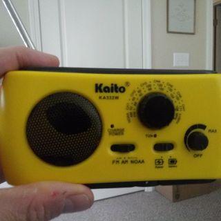 Ep7: Kaito Weather Radio
