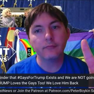 Leftist are confused as to why so many gay people support Trump, let's explain...