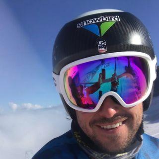 Episode 6 - Jared Goldberg of USA USSKITEAM member - Sept. 2021 - alpine skiing racing coach's podcast