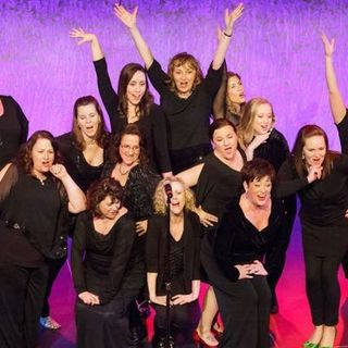Mary Schmidt, newVoices Choir