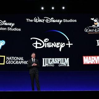 Wayne discusses Disney Plus in his tech slot