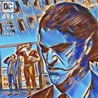 496: The Joker Origin Is Happening! | News
